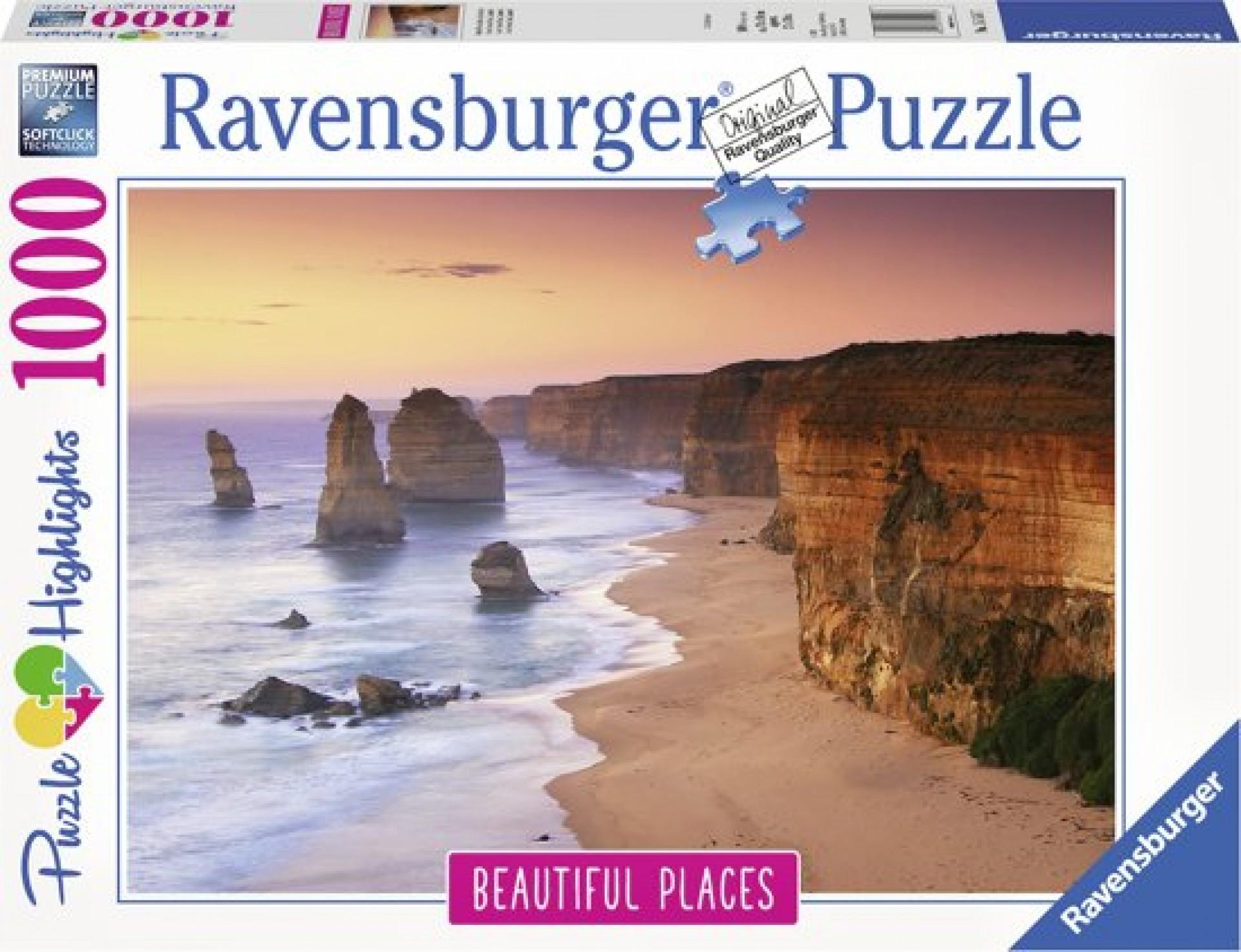 Puzzel great ocean road australi