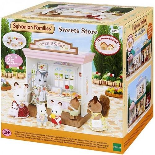 Sylvanian Families 5051 Snoepwinkel