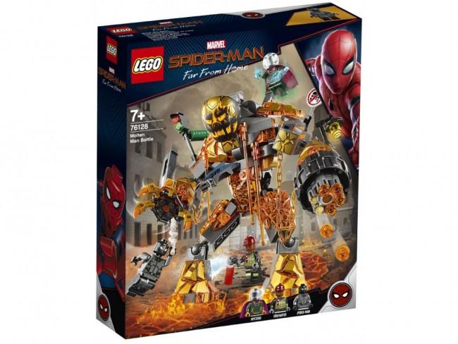 Lego Super Heroes 76128